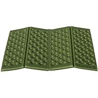 sunnymi Folding Foam Pads EVA Anti Slip Moisture-proof Folding Foam Pads Mat Cushion Seat for Outdoor Camping Park Picnic