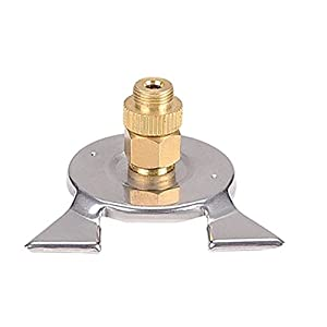 41mlpd93%2BdL. SS300  - SODIAL(R)Outdoor Hiking Camping Stove Burner Furnace Converter Connector Gas Cartridge Tank Adapter