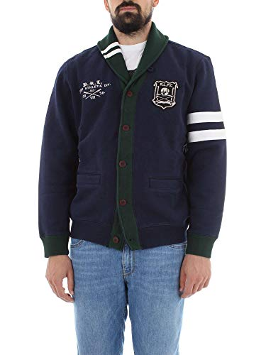 Ralph Lauren Herren 710719770001 Multicolour Baumwolle Sweatshirt