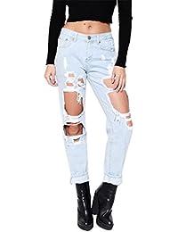 suchergebnis auf f r boyfriend jeans damen bekleidung. Black Bedroom Furniture Sets. Home Design Ideas