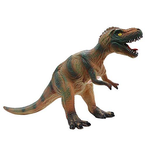 Dinosaurio Grande Juguete Modelo Tyrannosaurus Rex Rugido de Dinosaurio (42 * 23 * 14CM)