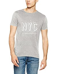 Tommy Hilfiger Stan C-Nk Tee S/S Rf, T-Shirt Homme