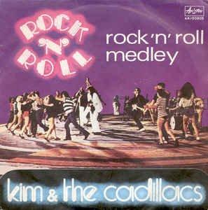 "AR00805 7\""-45 giri\"" Rock N Roll Medley / Sweet Little Sixteen VINYL"