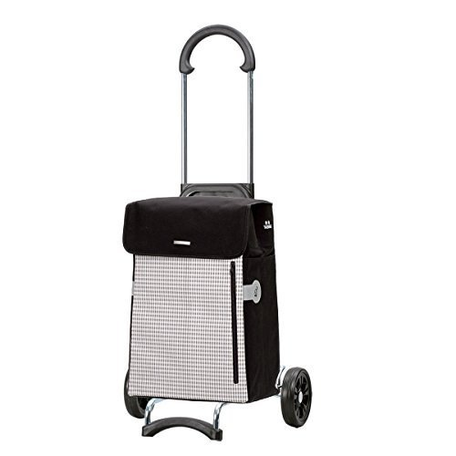 Shopping trolley Scala PETIT, volume 33L, 3 years guarantee, Made in Germany by Andersen Shopper Manufaktur
