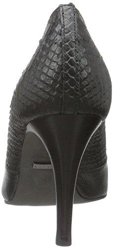 Belmondo 703500 01, Escarpins femme Noir - Noir