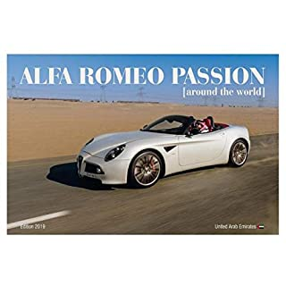 ALFA ROMEO PASSION [around the world], Edition 2019 - United Arab Emirates
