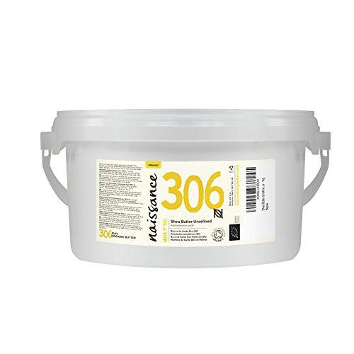 Naissance Beurre de Karité Brut BIO - 1kg - Certifié BIO