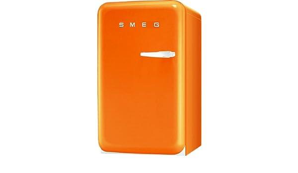 Smeg Mini Kühlschrank Jägermeister : Smeg fab lo autonome l e orange kühlschrank u kühlschränke l