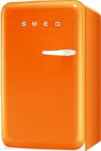 Smeg fab5lo autonome 40L E orange Kühlschrank-Kühlschränke (40L, sn-t, 29dB, E, Orange)