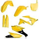 FULL kit YAMAHA YZF 250/450 2014 GIALLO 2