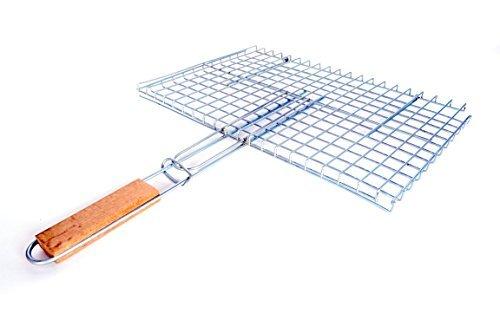 grillgitter-grillrost-25x40-cm-fleischwender-grill-wurstbrater-fischgrill-fischbrater-mit-holzgriff