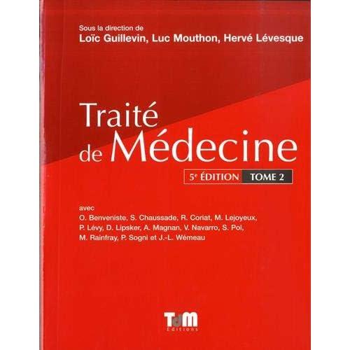 Traité de Médecine : Tome 2