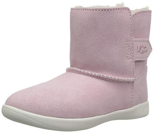 UGG Kids' T Keelan Sparkle Fashion Boot,