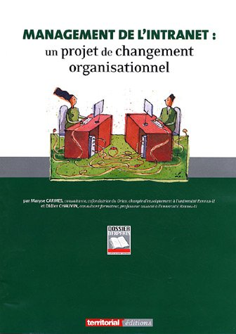 Management de l'intranet : un projet...