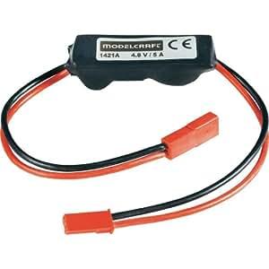 Câble connecteur T pour courant de forte intensité VOLTCRAFT 27mm