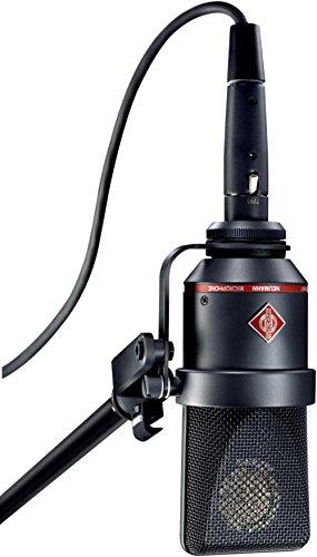 Neumann TLM 170R MT gran diafragma micrófono de condensador negro