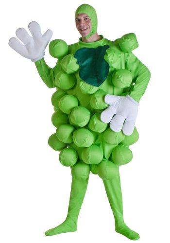 Grüne Trauben Kostüm - ST - Grüne Trauben Kostüm