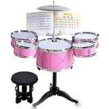 d1c0d14ccd72a LIUFS-Tambor Juguete Del Tambor De Los Niños Juguete Del Bebé Del Instrumento  Musical De