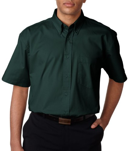 UltraClub -  Camicia da cerimonia  - Uomo Verde foresta