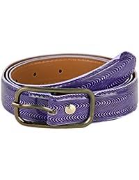 Tiekart women purple belt