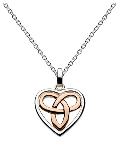 heritage-sterling-silver-and-rose-gold-plated-celtic-heart-necklace-of-length-457-cm