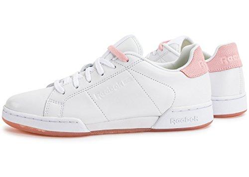 Reebok Donna Scarpe / Sneaker NPCII Ne Face Bianco