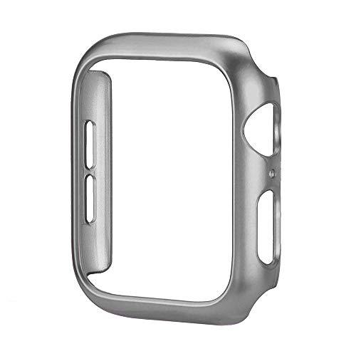 Schutzhülle für Apple Watch Series 4 40mm / 44mm,Ultradünne PC-Spritzkoffer Schutzhülle für Stoßfänger