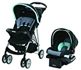Graco Travel System Literider Click Connect Sully (Black/Blue)