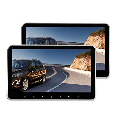 TYZY 10,1 Zoll MP5 HD 1080P Mit Karte DVD-Player mit Rückenlehne für die Rückenlehne Nicht mitnehmen Geeignet für Unterhaltung am Rücksitz