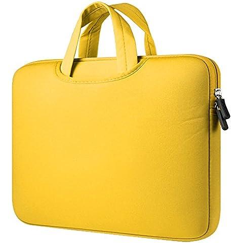 Funda para Portátiles / Maletín con Asa Para Ordenador Portátil Notebook / Ultrabook Tablet de Maleta Bolsa de Transporte