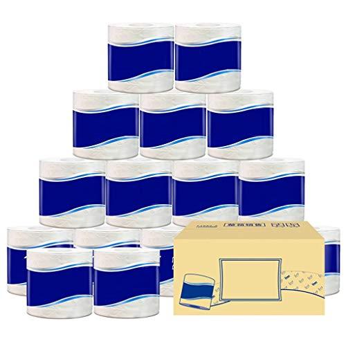 Zhijin 4-lagiges Toilettenpapier Tissue, Toilettenpapier der siebten Generation, erstklassiges Pantry-Toilettenpapier