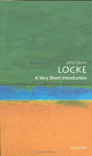Locke: A Very Short Introduction (Very Short Introductions)