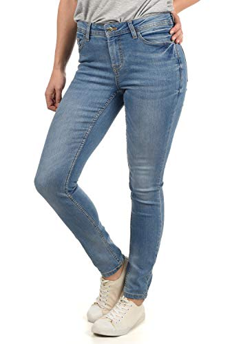 ONLY Wonder Damen Jeans Denim Hose Regular-Waist, Größe:W27/32, Farbe:Light Blue Denim