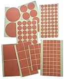 Foglio biadesivo – Extra forte adesivo/Sticky Tape Quadrate & cerchi – 0.2 mm acrilico adesivo – sottile & trasparente – 20 mm 30 mm 50 mm 100 mm – dimensione/quantità a scelta