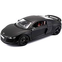 Maisto Audi R8 GT3 Negro Mate 1/18 36190DBK (36190