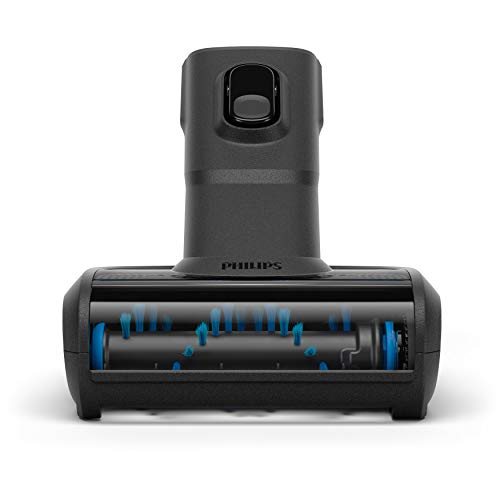 Philips FC8078/01 Mini-Turbo-Saugbürste (Kompatibel mit Philips SpeedPro Max und Philips SpeedPro Max Aqua)