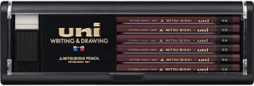 Mitsubishi Pencil Co., Ltd. Uni-6B U6B dozen dozen dozen (japan import) B001B8USQG | Structurels élégantes  5fca44