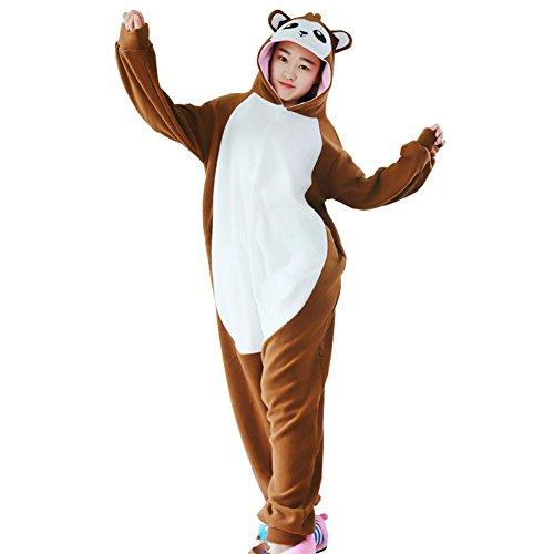 Yimidear Kigurumi Pigiama Adulto Anime Cosplay Halloween Costume Attrezzatura Baboon