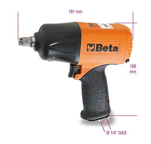 Beta 1927P Avvitatore Pneumatico Reversibile in Materiale Composito con Imugnatura...