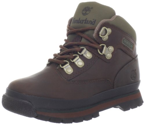 Timberland Authentics Ftk, Boots mixte enfant - Marron (Brown), 37 EU