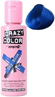 Crazy Color by Renbow Sky Blue No.59 Semi-Permanent 100ml