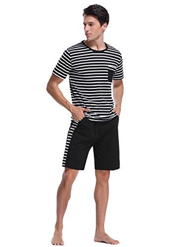 IClosam Pijama Hombre Verano Corto Set
