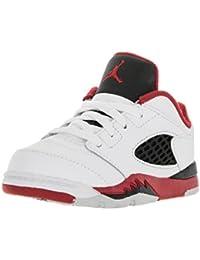 san francisco a419f 6dcc7 NIKE Unisex Baby Jordan 5 Retro Low (Td) Sneaker