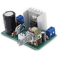 Modulo Di Alimentazione Ac / Dc 3-40v LM317 Regolatore Di