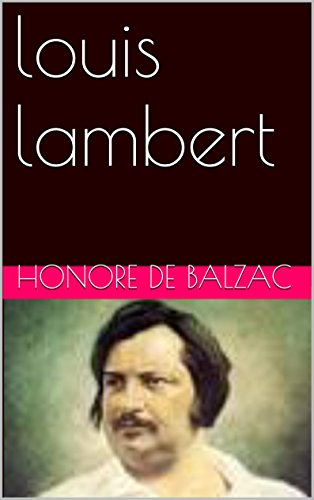 louis lambert (French Edition)