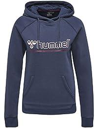 Hummel Women's Classic Bee Moon Hoodie Sweatshirt