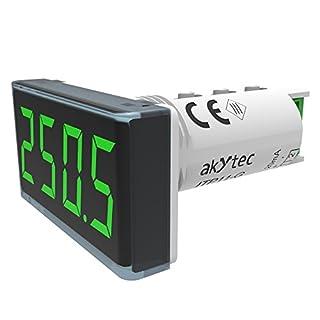 akYtec ITP11-G Prozessanzeige 4-20 mA, Grün