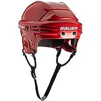 BAUER - Erwachsenen Eishockey Helm 2100 Senior I verstellbar I Schutzhelm für Eishockeyspieler I integrierte Ohrenschützer I zertifiziert I robust & stabil I Eishockeyzubehör für Erwachsene
