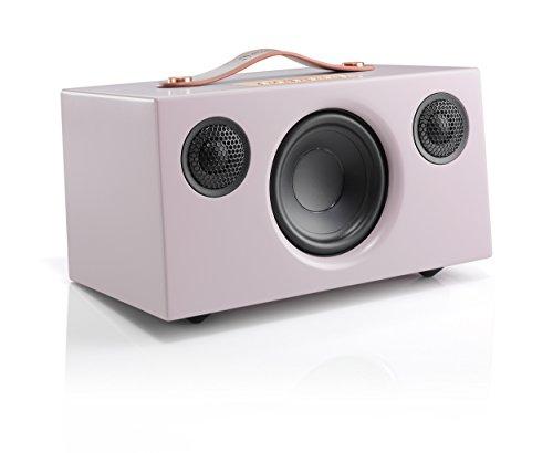 Audio Pro Addon T5 Bluetooth Stereo-Lautsprecher (Echtholzgehäuse) Rosa