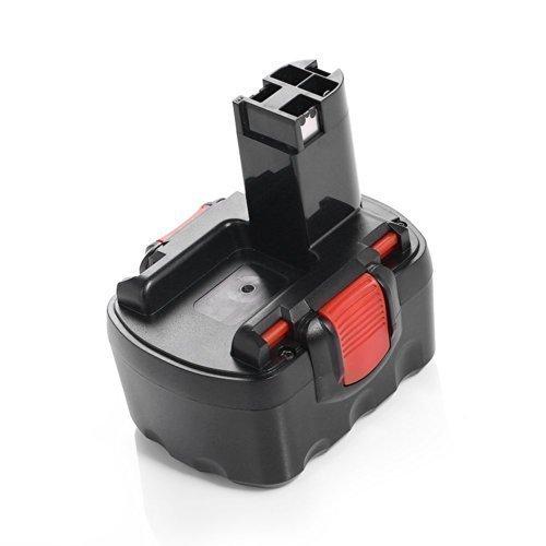 Powerextra 14.4V 2000mAh Replacement BOSCH Drill Battery for Bosch 13614 13614-2G 15614 1661 22614 32614 3454 34614 3660K 52314 AHS 41 ART 26 PSR 14.4 PSR 1440 2607335275 2607335533 2607335534 2607335264 2607335685 2607335711 Test